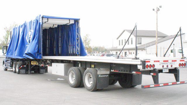 Conestoga Trailers Twin Lake Trucking